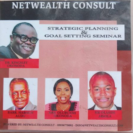 Strategic Planning and Goal Setting Seminar 2019. Complete Bundle (Audio). Netwealth Consult